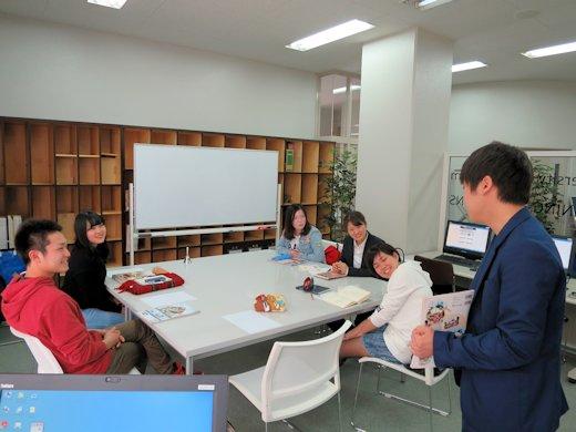 大阪観光大学図書館におけるラーニング・コモンズの活用