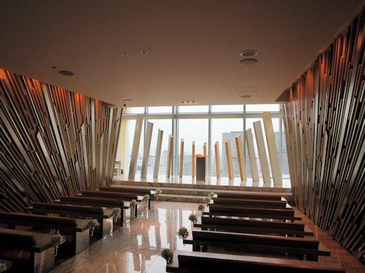 ウェディング施設「The 33 Sense of Wedding」を対象にフィールドワーク