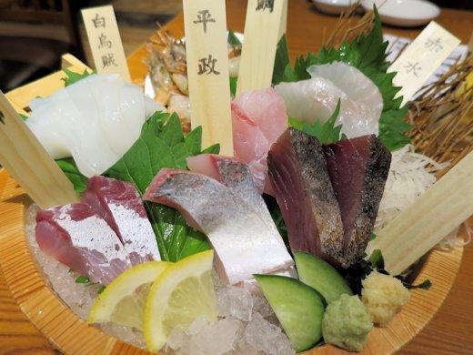 鳥取海鮮料理