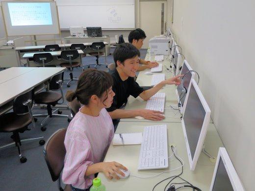 大学生を対象にした課題解決型インターンシップを実施