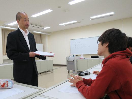 サービス産業を事例とするケース・メソッドを活用した授業を実施