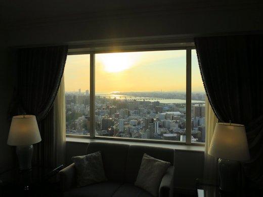 19ウェスティンホテル大阪・客室