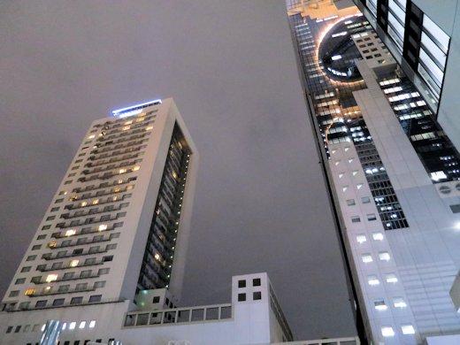 ウェスティンホテル大阪を対象にフィールドワーク