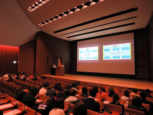 阪南大学流通学部プレゼンテーション大会において1位