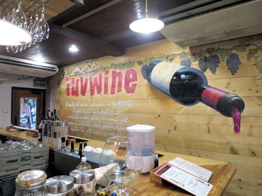 ラブワイン天王寺店と連携した課題解決型学習の取り組み